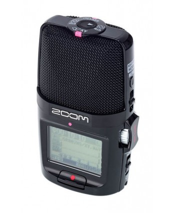 Recorder Digital Zoom H2n
