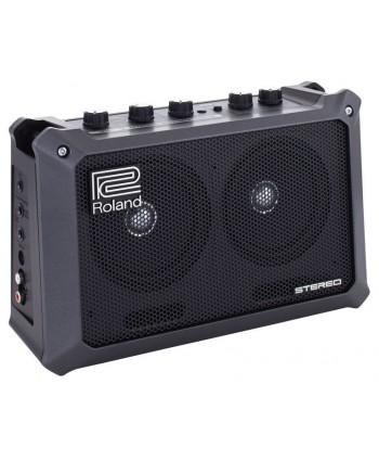 Roland Mobile Cube Amplificator stereo cu alimentare pe bateri