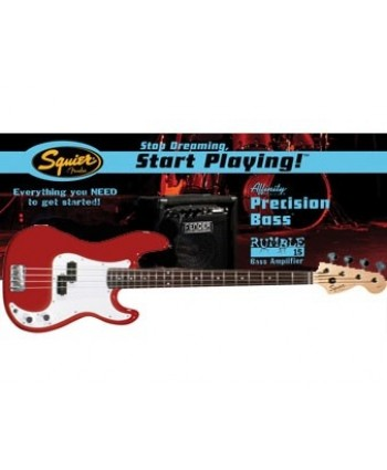Squier Affinity P-Bass Set MR
