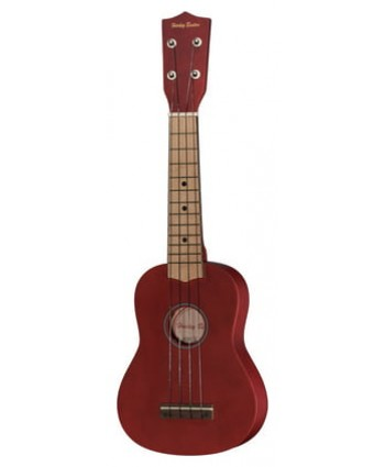 Ukulele Sopran Harley Benton UK-11MN Brown