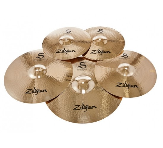Zildjian S Series Performer Cymbal Set